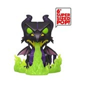 Funko! POP Disney Villains Maleficent Dragon with Flames 6""