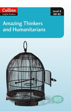 Amazing thinkers & humanitarians by Amazing People Club