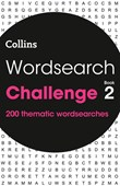 Wordsearch Challenge book 2