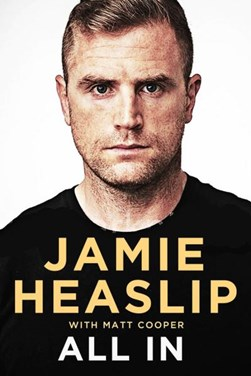 Book Cover of All In book by Jamie Heaslip