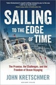 Sailing to the edge of time