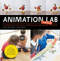 Animation lab for kids by Laura Bellmont