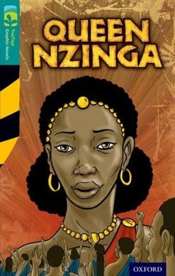 Oxford Reading Tree TreeTops Graphic Novels: Level 16: Queen Nzinga by Aleksandar Panev