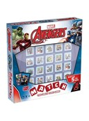 Top Trumps Match Game Avengers Assemble