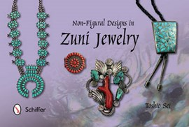 Non-figural designs in Zuni jewelry by Toshio Sei