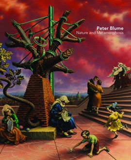 Peter Blume - nature and metamorphosis by Robert Cozzolino