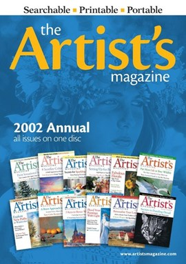 Artist's Magazine 2002 Annual (CD) by Editors of Artist's Magazine