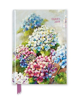 Nel Whatmore A Million Shades pocket diary 2019 by