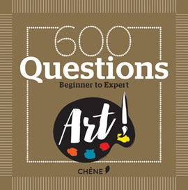 600 Questions on Art by Nicole Masson