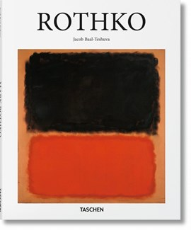 Mark Rothko by Jacob Baal-Teshuva