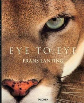 Eye To Eye H/B by Frans Lanting