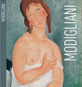Modigliani by Judith Borus