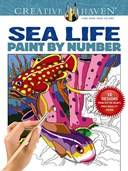 Creative Haven Sea Life Paint by Number