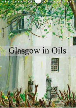 Glasgow in Oils 2017 by Joe McNichol