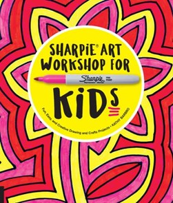 Sharpie art workshop for kids by Kathy Barbro