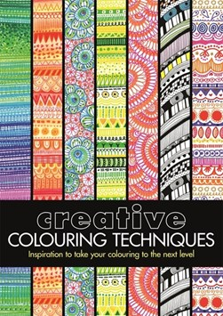 Creative colouring techniques by Lauren Farnsworth