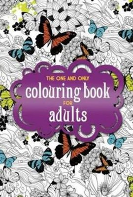 One And Only Colouring Book For Adults by