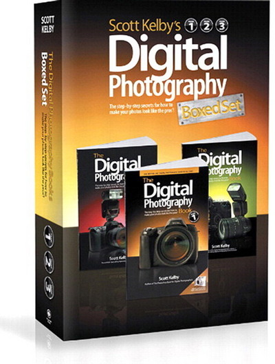 Scott Kelby Digital Photography Book