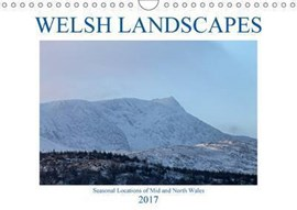 Welsh Landscapes 2017 by Simon Stapley