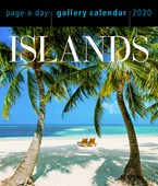 Islands Page-A-Day Gallery Calendar 2020