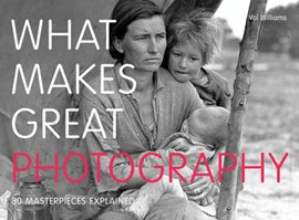 What makes great photography by Val Williams
