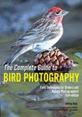 The complete guide to bird photography