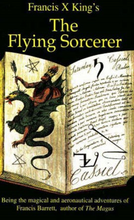The flying sorcerer by Francis King