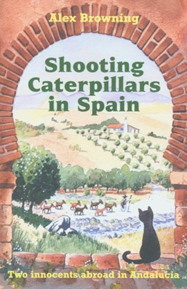 Shooting caterpillars in Spain by Alex Browning