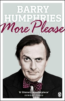 More Please  P/B by Barry Humphries