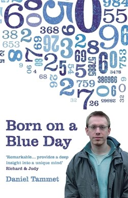 Born On A Blue Day  P/B by Daniel Tammet