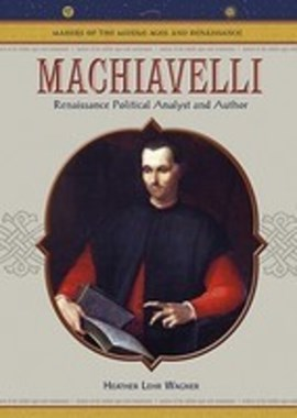 Machiavelli by Heather Lehr Wagner