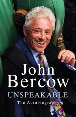 Unspeakable TPB by John Bercow
