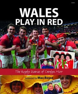 Wales play in red by Carolyn Hitt
