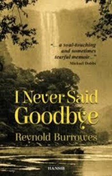 I never said goodbye by Reynold Burrowes