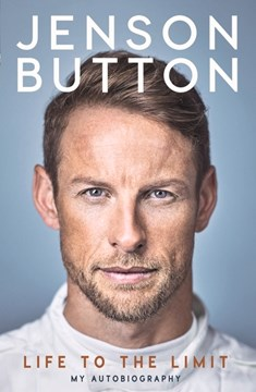 Jenson Button Autobiography P/B by Jenson Button