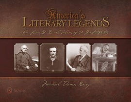 America's literary legends by Michael Thomas Barry