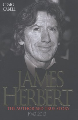 James Herbert 1943-2013 P/B by Craig Cabell