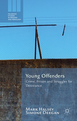 Young offenders by M. Halsey