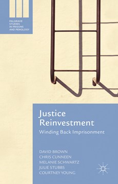 Justice reinvestment by David Brown