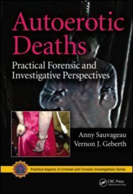 Autoerotic deaths by Anny Sauvageau