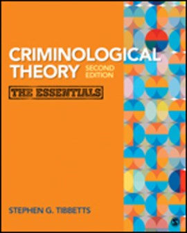 Criminological theory by Stephen G. Tibbetts