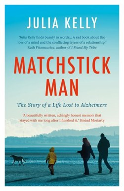 Matchstick man by Julia Kelly
