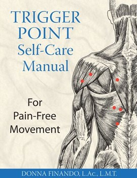 Trigger point self-care manual by Donna Finando