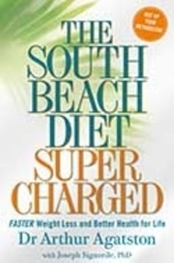 South Beach Diet Supercharged  P/B by Arthur Agatston