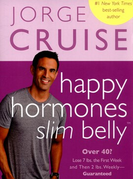 Happy Hormones Slim Belly P/B by Jorge Cruise