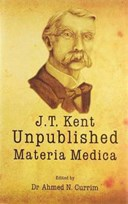James Tyler Kent unpublished materia medica
