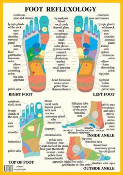 Foot Reflexology -- A2 by Jan Baarle