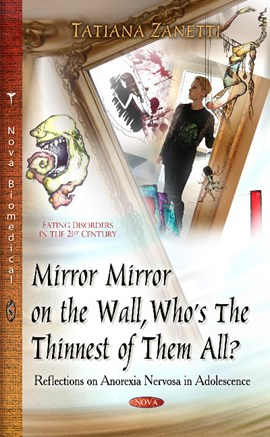 Mirror mirror on the wall, who's the thinnest of them all? by Tatiana Zanetti