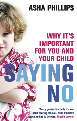 Saying no by Asha Phillips