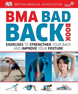 BMA Bad Back Book P/B by DK